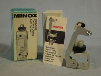 '  TRIPOD CLAMP  ' Minox  Camera Flash Tripod Clamp Boxed + Inst -MINT- £19.99
